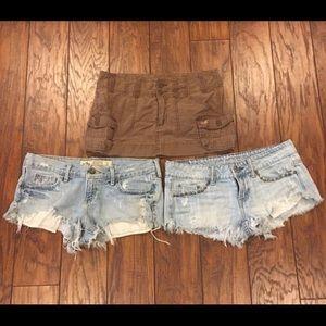 Pants - Shorts/Skirt